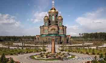 'Military Disneyland': a cathedral to Russia's new national identity
