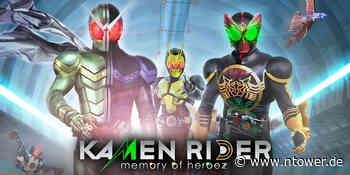 Das Action-Abenteuer Kamen Rider: Memory of Heroez wird am 29. Oktober in Japan veröffentlicht - ntower - Dein Nintendo-Onlinemagazin - ntower