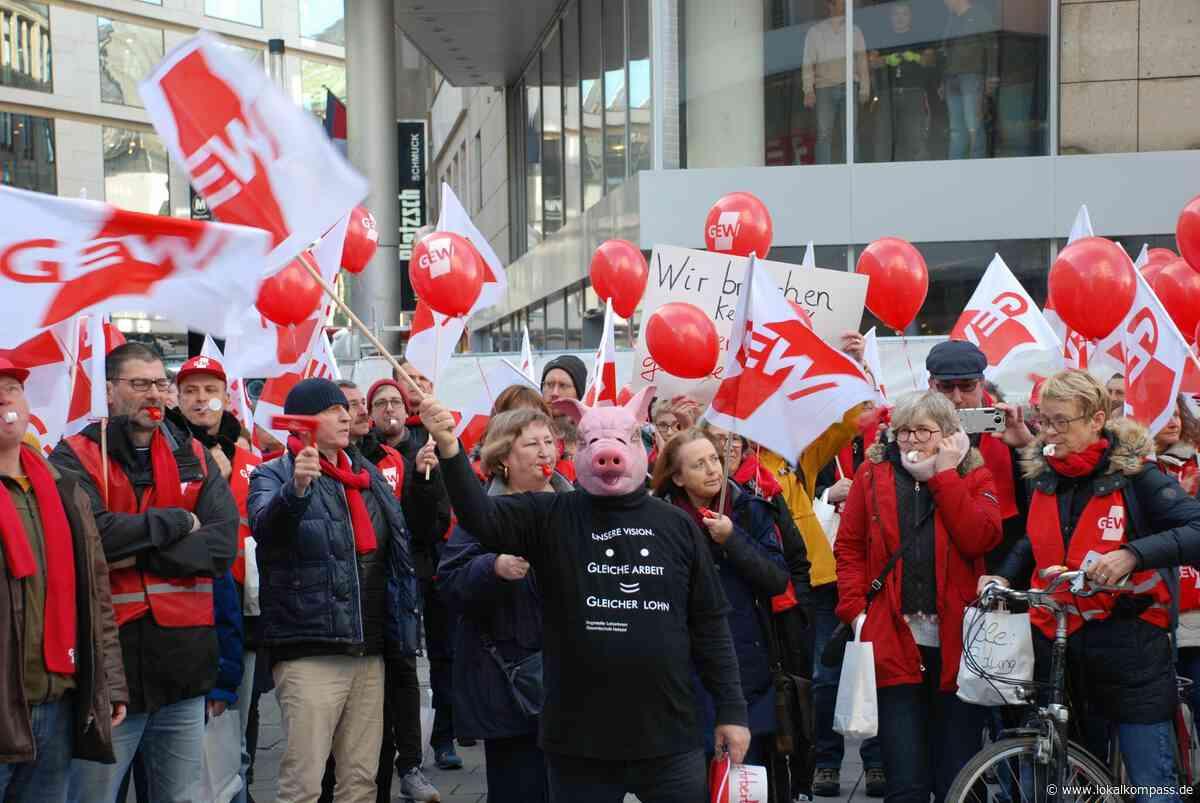 Warnstreiks im öffentlichen Dienst: Freizeiteinrichtungen am Dienstag geschlossen - Lokalkompass.de