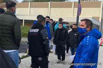 VfL Kamen liegt das Ergebnis der Corona-Tests vor - Hellweger Anzeiger