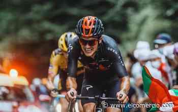 Dos regiones de Ecuador forjaron el talento ciclístico presente en grandes vueltas como Richard Carapaz