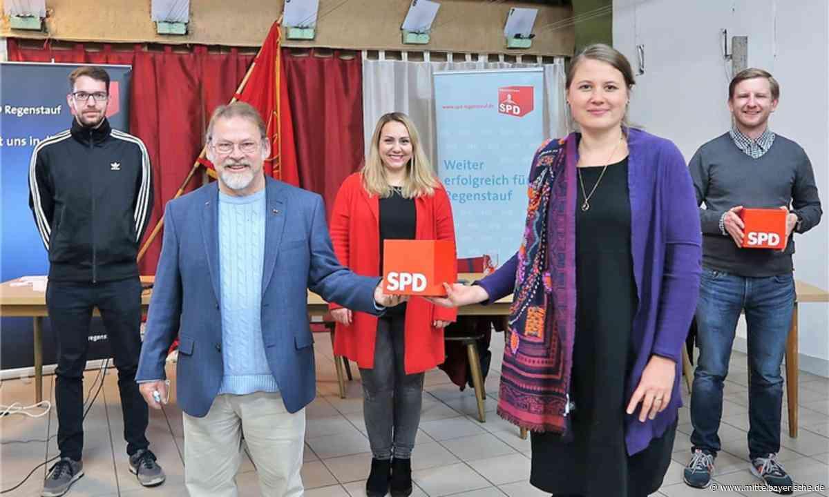 SPD Regenstauf vertraut auf Fred Wiegand - Landkreis Regensburg - Nachrichten - Mittelbayerische