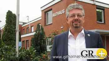 Bürgermeister Arms dankt 2021 in der Sassenburg ab - Gifhorner Rundschau