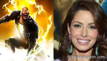 'Black Adam' Adds Sarah Shahi To The Cast List, The Rock Instagrams The News - Daily Soap Dish
