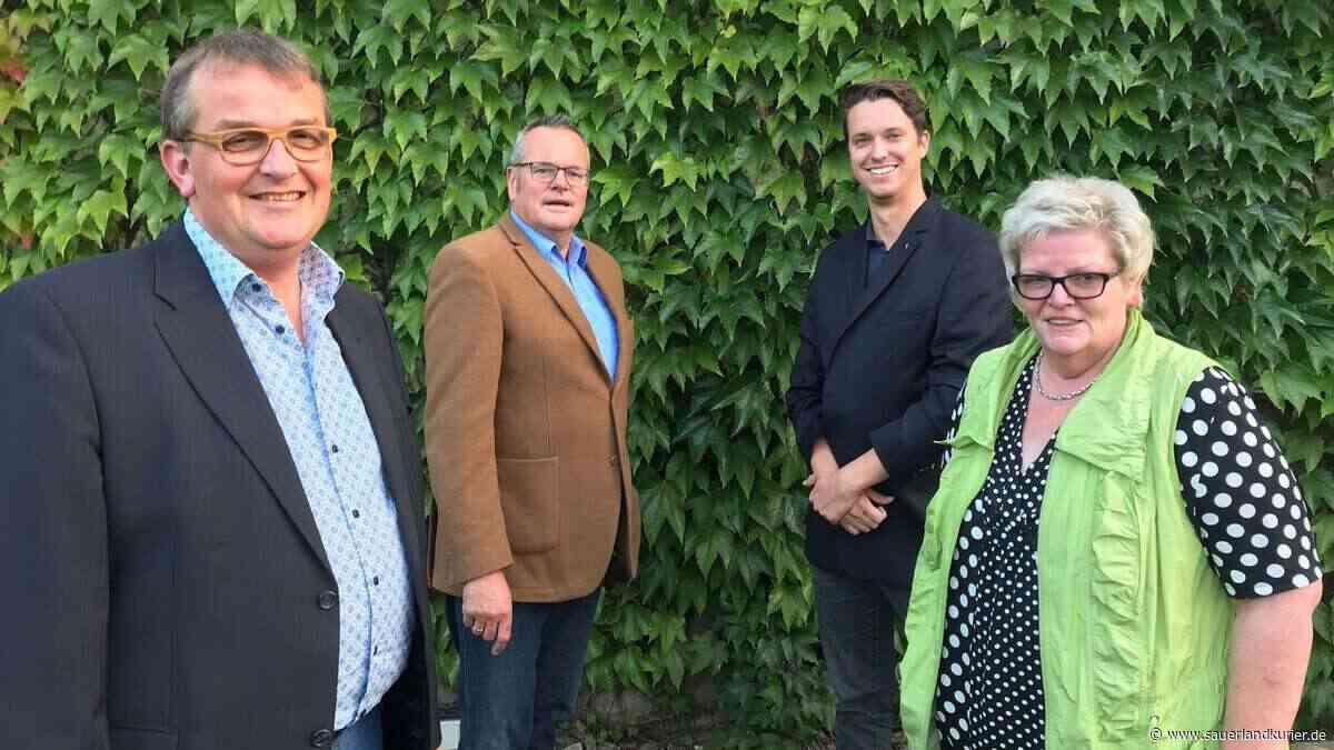 CDU-Fraktion Drolshagen stellt Weichen für die Zukunft - sauerlandkurier.de