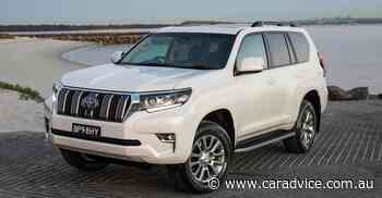 You could win a 2021 Toyota LandCruiser Prado by entering this competition