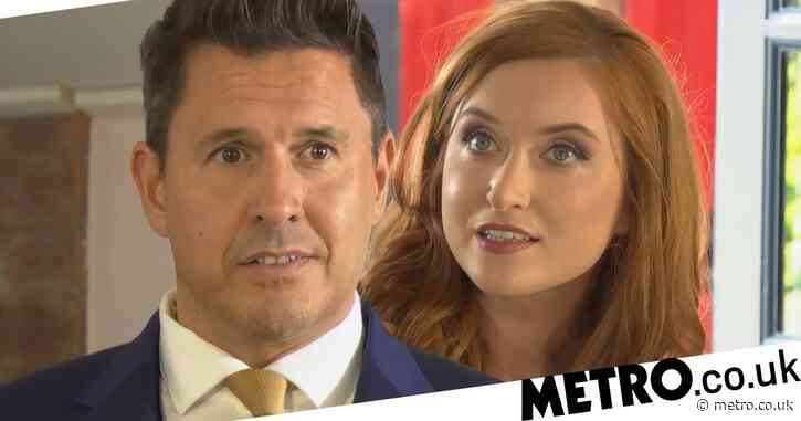 Hollyoaks spoilers: Shock romance for Kurt Benson and Verity Hutchinson?