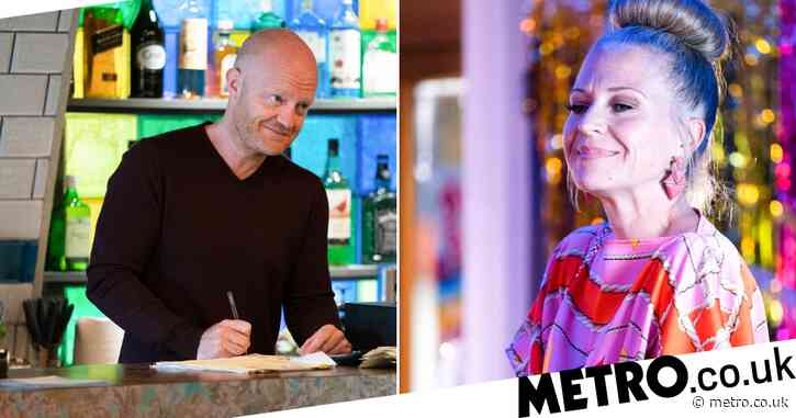 EastEnders spoilers: Max Branning and Linda Carter grow close again after recent kiss