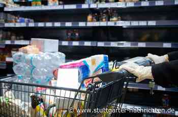 """Einzelhandel gibt Entwarnung - Bislang keine """"zweite Welle"""" von Hamsterkäufen in Coronakrise - Stuttgarter Nachrichten"""