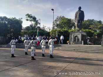 Se suma Jiquilpan a homenajes a Lázaro Cárdenas del Río - Quadratín - Quadratín Michoacán