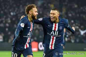 PSG : Mbappé part, Neymar reste, la bombe du mercato 2021 !