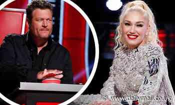 The Voice: Gwen Stefani returns as season 19 judge and reunites with rival boyfriend Blake Shelton