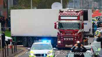 Essex migrant deaths: Lorry 'was spotted offloading people 12 days earlier'
