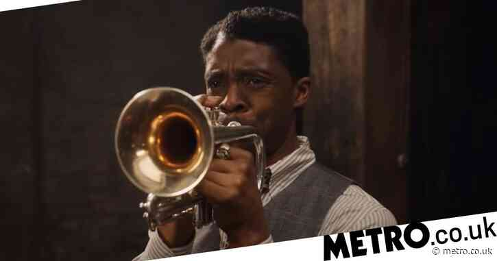 Chadwick Boseman shines in trailer for final film role Ma Rainey's Black Bottom