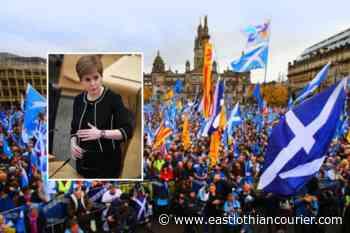 Coronavirus LIVE: Nicola Sturgeon in Indy rally warning amid COVID fears - East Lothian Courier