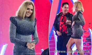 Big Brother 2021: Three contestants are revealed as host Sonia Kruger is pictured on set