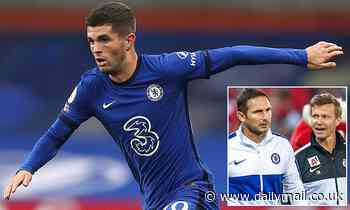 Jesse Marsch claims Frank Lampard didn't rate Christian Pulisic when he joined because he's American