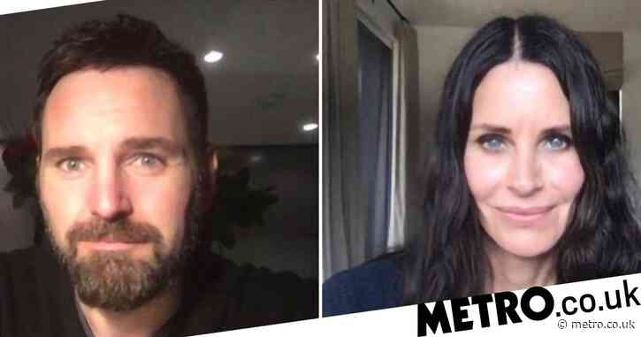 Courteney Cox still hasn't seen boyfriend Johnny McDaid in seven months because of pandemic