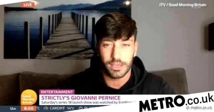 Ranvir Singh jokes she needed '20 minute divorce' from Giovanni Pernice after Strictly meltdown