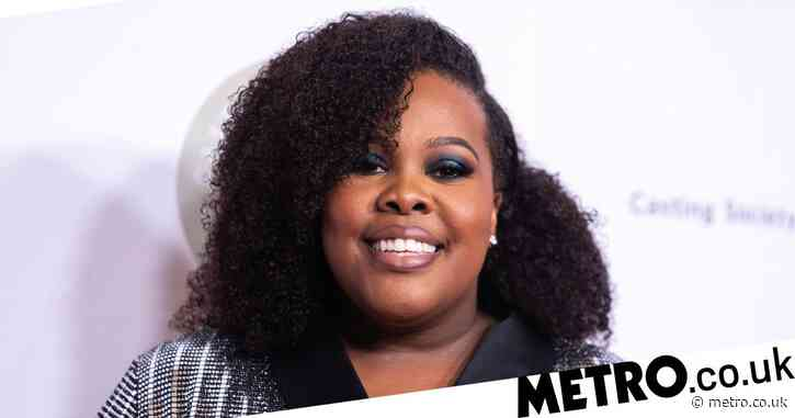 Glee star Amber Riley reveals Trump supporter spat on her car: 'How much can Black people take?'