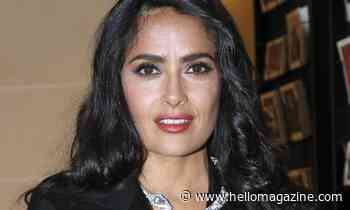 Salma Hayek gets fans talking with latest selfie – and it's her most glamorous yet
