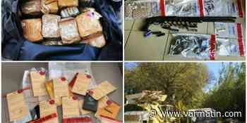 Armes, drogue et argent liquide saisis par la gendarmerie autour de Saint-Tropez - Var-Matin
