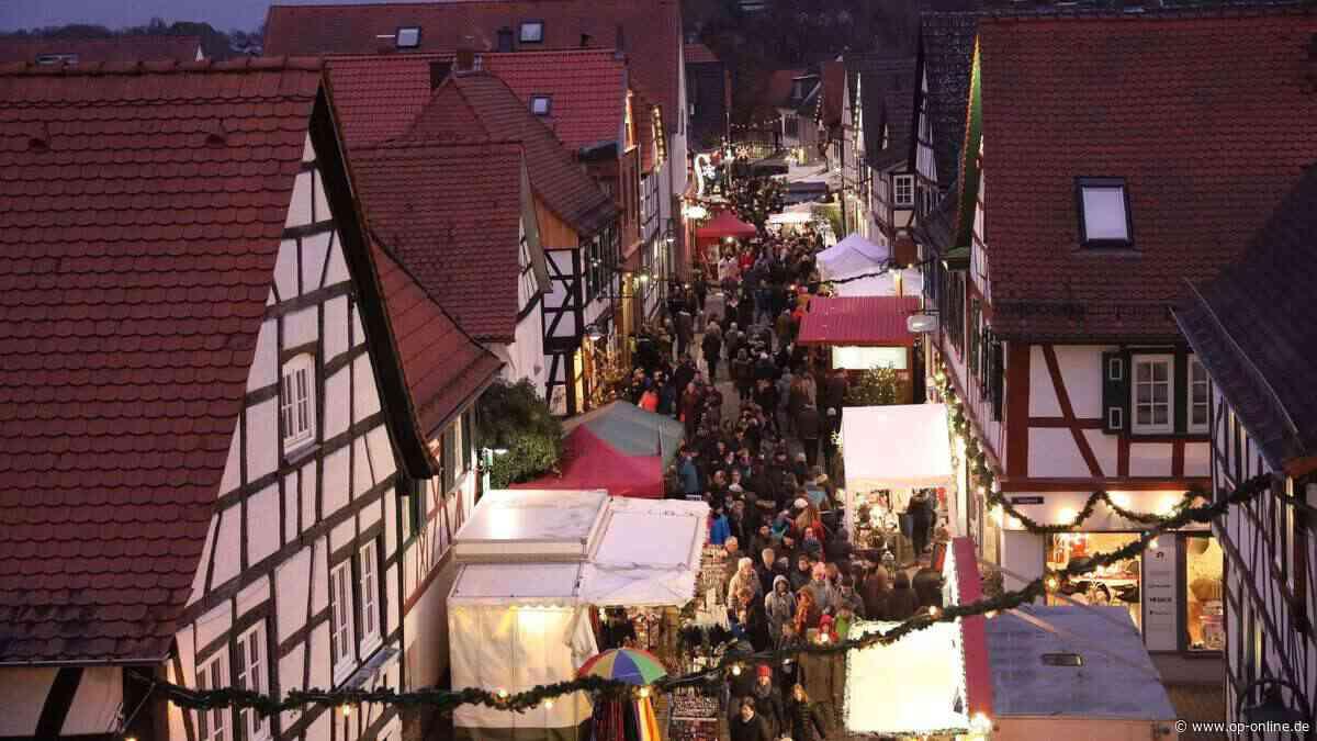 Dreieich: Weihnachtsmarkt wegen Corona abgesagt – Kleines Programm geplant - op-online.de