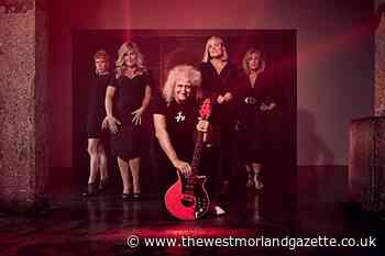 Brian May teams up with all-female group for cover of 1962 track I'm A Woman