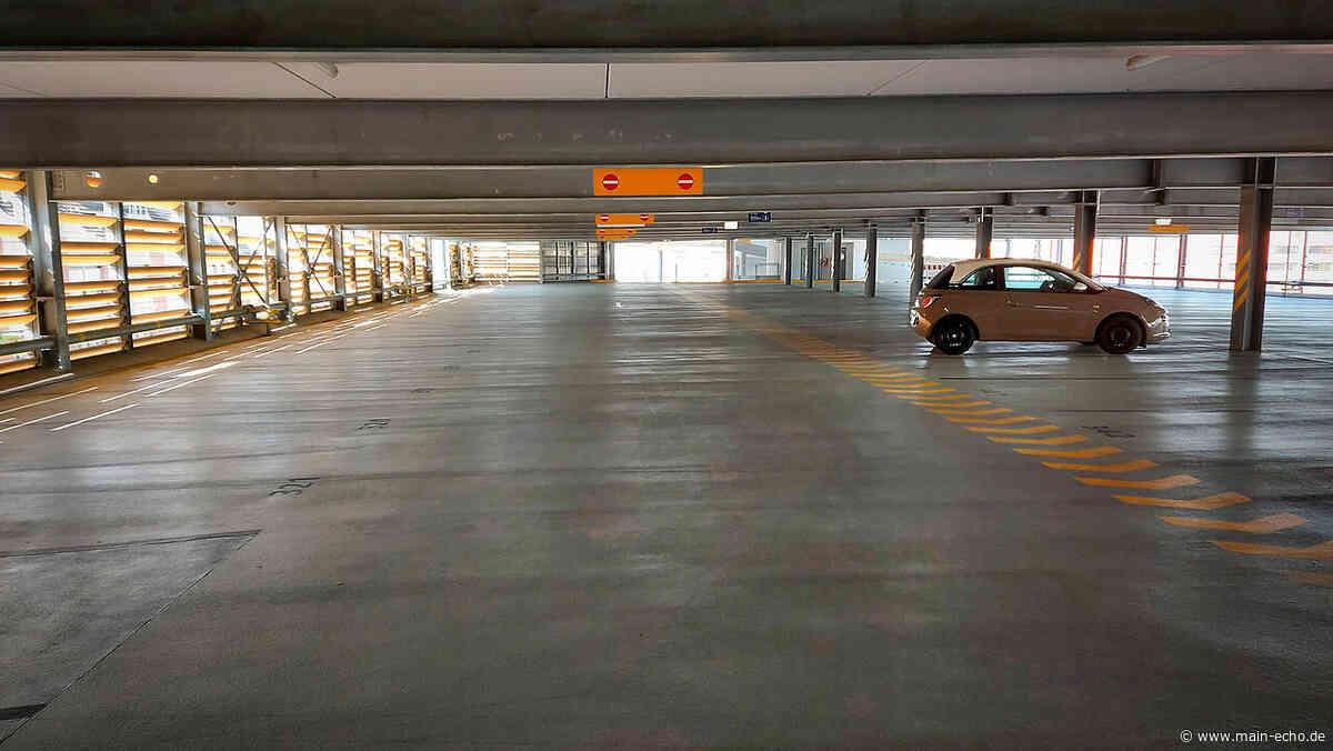 Parken in Aschaffenburg wird deutlich teurer - Main-Echo