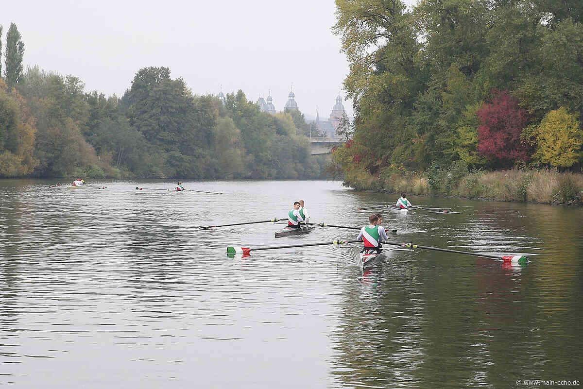Abrudern und Bootstaufe: Ein Stück Normalität im Corona-Jahr beim Ruderclub Aschaffenburg - Main-Echo