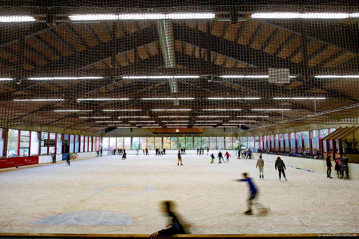 Endlich wieder in Aschaffenburg übers Eis gleiten - Main-Echo