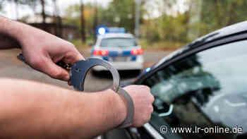 Spremberg: Waffe und Drogen bei 34-Jährigen gefunden - Lausitzer Rundschau