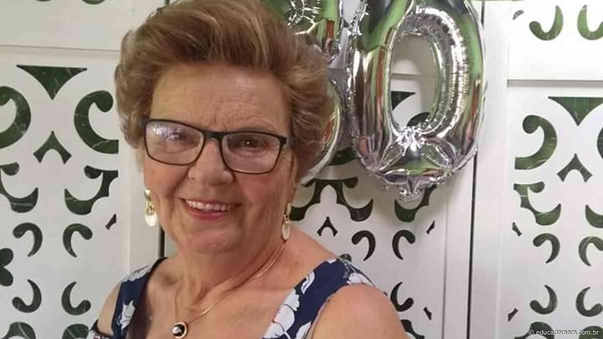 Educadora AM - Morre em Limeira Carmen Antônia Cortez Orsi - Educadora