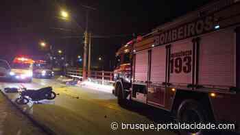 Duas pessoas morrem em acidente de trânsito, no Limeira - ®Portal da Cidade   Brusque