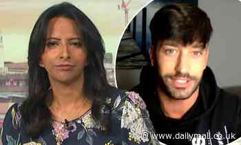 Strictly's Ranvir Singh admits she had a 'total meltdown' while training with Giovanni Pernice