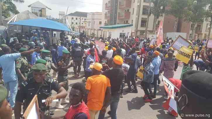 #EndSARS: FCT indigenes urge protesters to vacate major roads