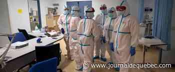 En Espagne, un hôpital face à la deuxième vague du coronavirus