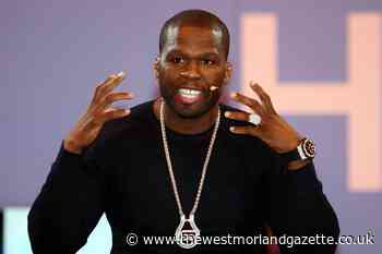 50 Cent endorses Trump, saying 'I don't care he doesn't like black people'