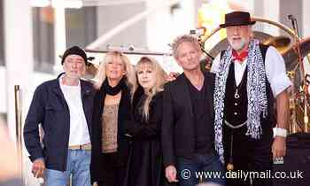 Fleetwood Mac's Rumours album and Dreams single re-enter the top 10 after a 42-year absence