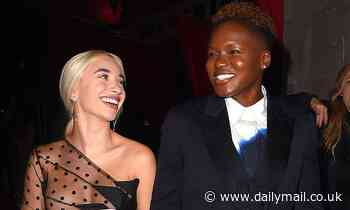 Nicola Adams dismisses the 'Strictly Curse' as 'no big deal' to her and girlfriend Ella Baig