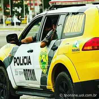 Quatro homens são presos após invadirem casa em Faxinal - TNOnline - TNOnline