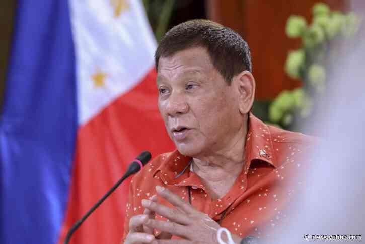 Duterte: Hold me responsible for killings in drug crackdown
