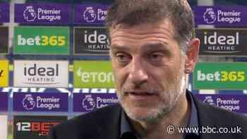 West Brom 0-0 Burnley: Baggies must build on draw - Slaven Bilic