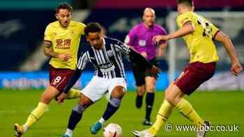 West Brom 0-0 Burnley: First goalless draw of Premier League season
