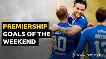 Watch: Scottish Premiership goals of the weekend