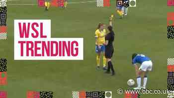 WSL Trending: Two yellow cards = no red? Watch bizarre card mix-up in WSL