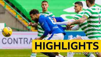 Highlights: Rangers defeat Celtic in season's first Old Firm derby