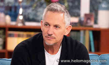 Gary Lineker releases statement following face mask controversy