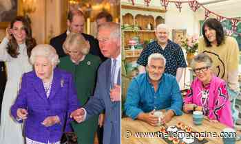 The Great British Bake Off's royal fans revealed