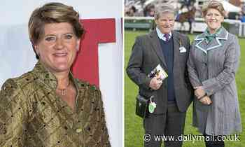 Clare Balding says her father didn't believe she could be a successful presenter as a woman